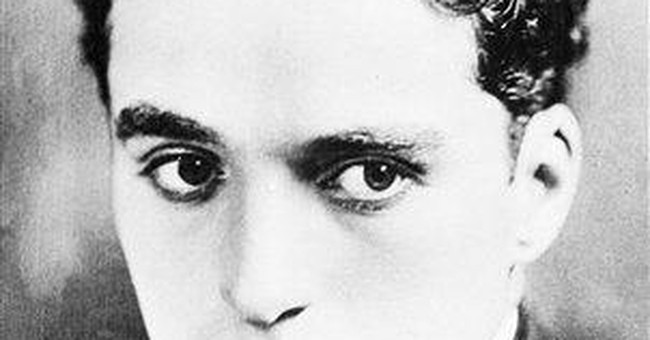 British spies stumped by Charlie Chaplin mystery