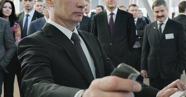 Anti-Americanism key to Putin's campaign