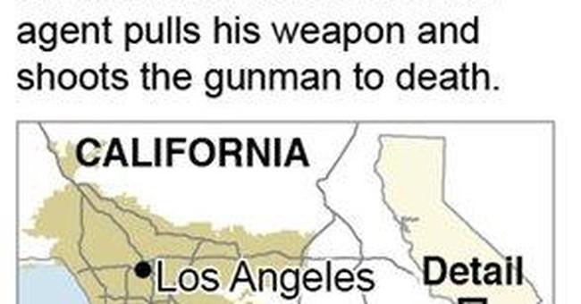 Between 2 shootings, ICE agents struggled over gun