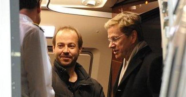 German reporter recalls abuse in Iranian jail