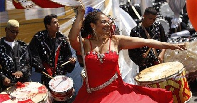 Rio Carnival: bigger, brighter ... more organized?