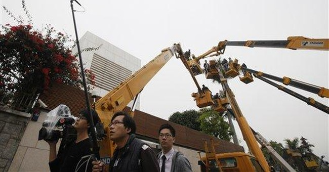 HK leader-in-waiting hit by basement controversy