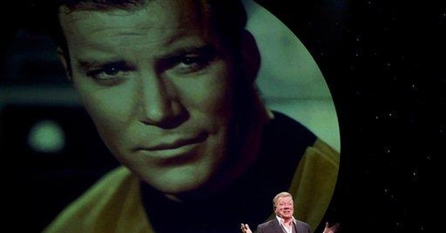 William Shatner boldly tackles death on Broadway