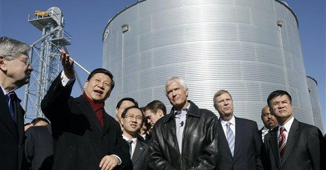 VP's visit doesn't resolve US-China trade issues