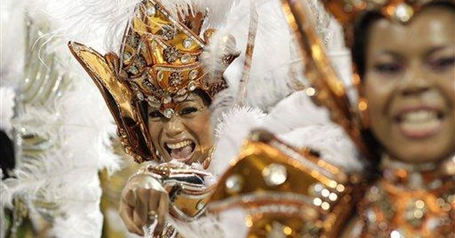 We kissed at Carnival: Brazil blog aids lost loves