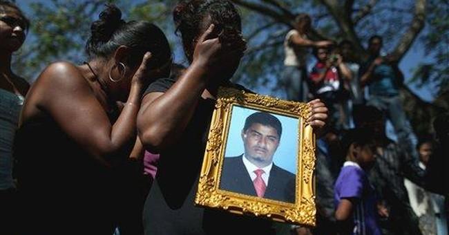 Honduran inmates tell of horror as hundreds die