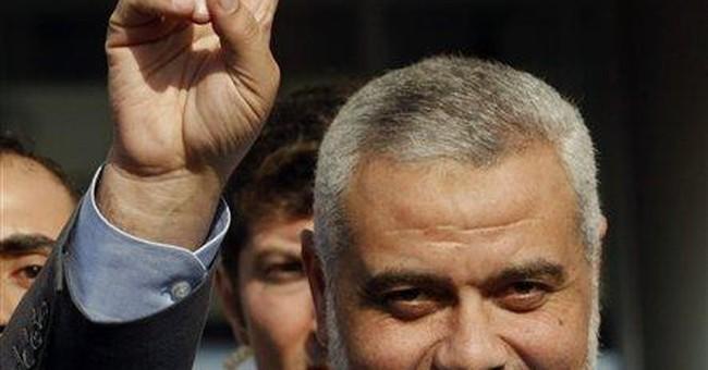Gaza premier plays down talks with Israel