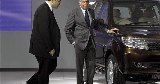Tata chief says cheap, everyman Nano is no flop