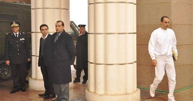 Prosecution demands death for Egypt's Mubarak