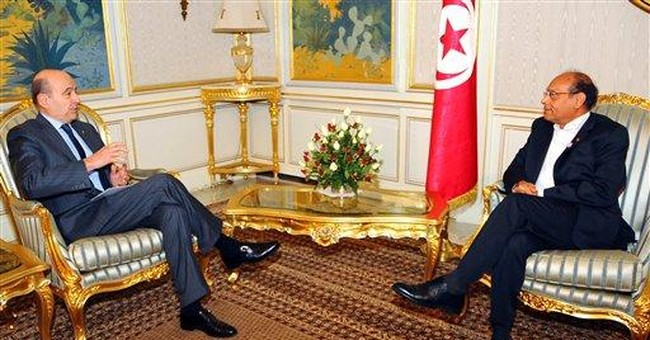 France pledges Tunisia full support for transition