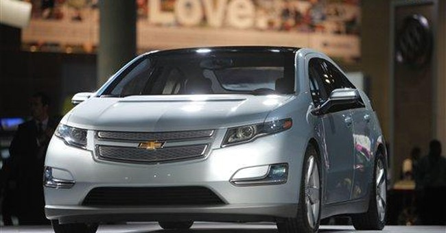 GM to add more steel to Volt to protect battery