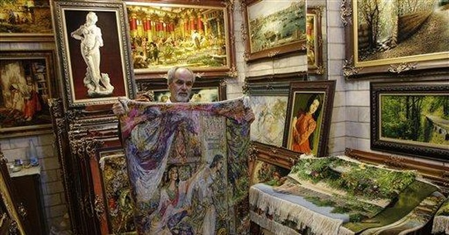 Iranian carpet tradition faces modern pressures