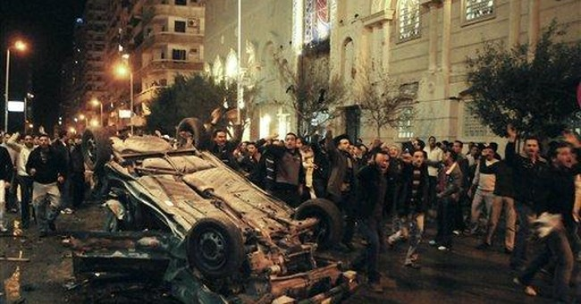 One year on, no answers to Egypt church bombing