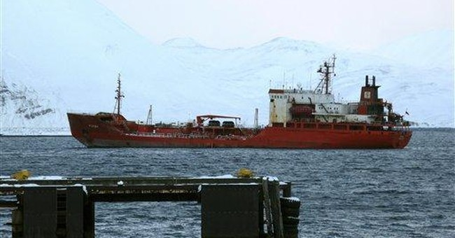 Tanker headed to Alaska with fuel hits setbacks