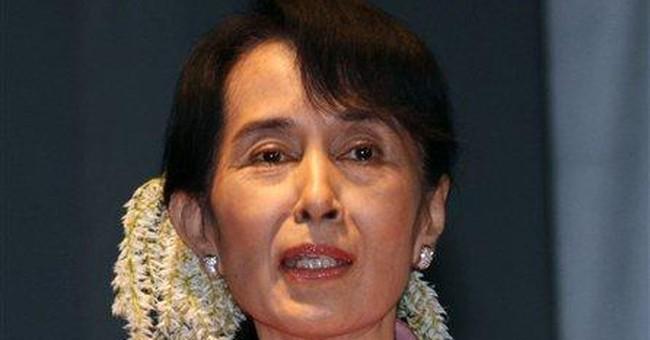Suu Kyi tells AP: Myanmar army could block reforms
