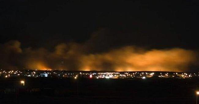 Investigators probe cause of Montana fires