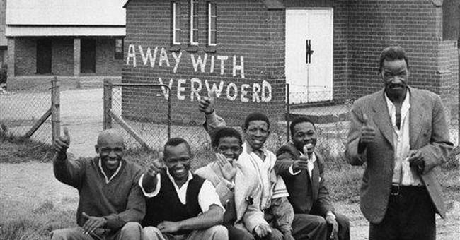SAfrica: Joy, sadness as Mandela's party turns 100