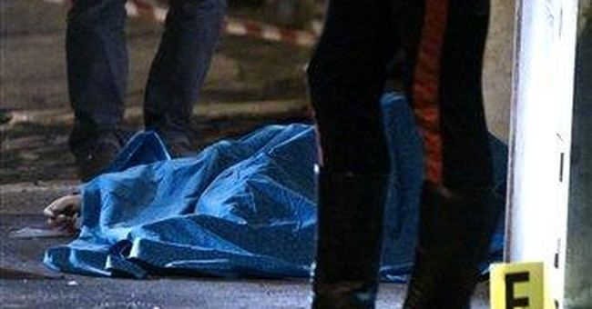 More police in Rome after grisly slaying