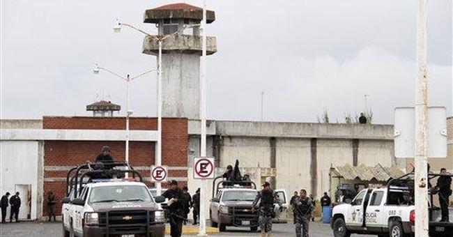 Police detain 20 in deadly Mexico prison riot