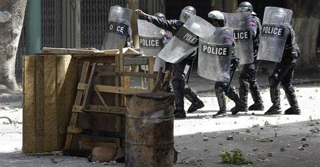Senegal protests grow before presidential poll