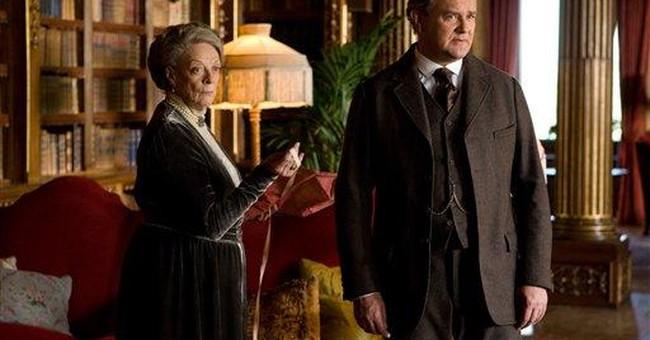 PBS trivia graphic feeds 'Downton Abbey' addiction