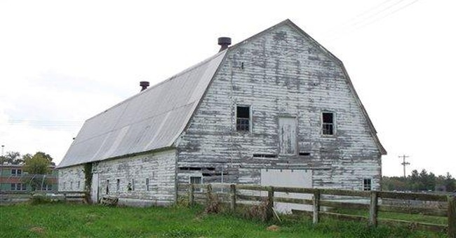 Efforts started to photograph, preserve old barns