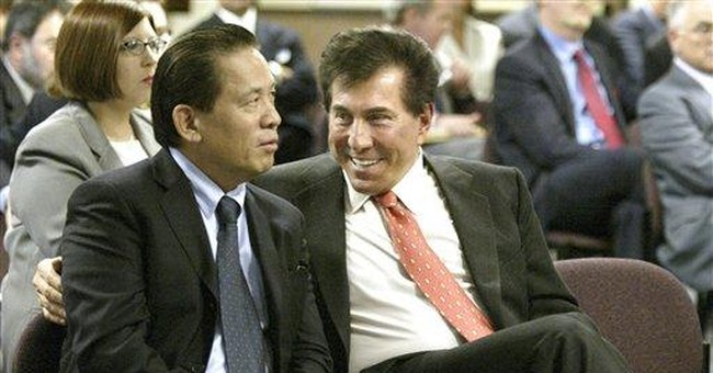 Wynn Resorts buys out biggest stakeholder