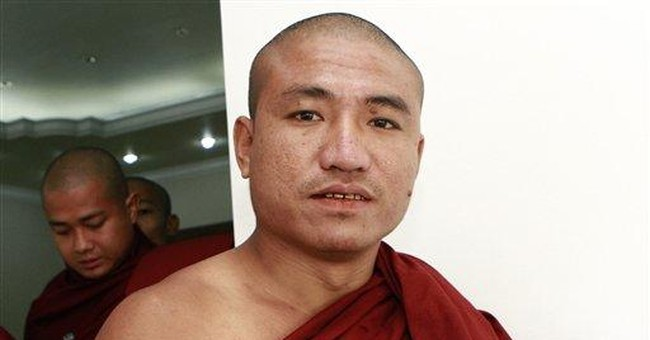 Myanmar state media: dissident monk to be charged