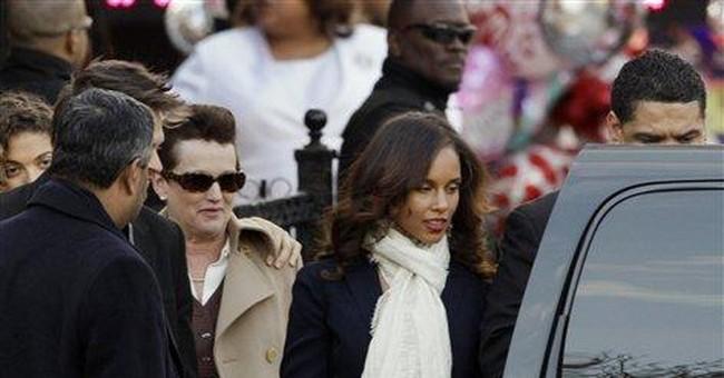 Whitney Houston's voice still soars