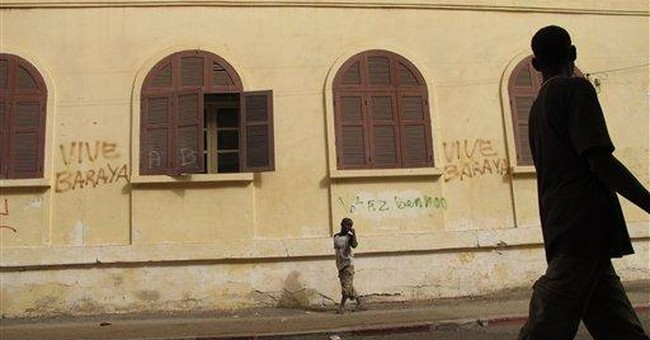 Is he 90? Senegal leader's age a campaign issue