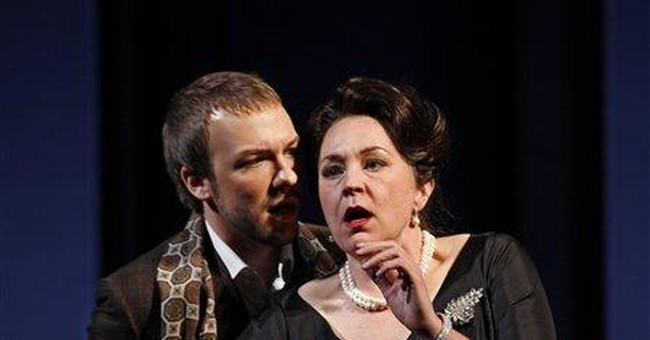 `Prima Donna' has US premiere at Brooklyn Academy