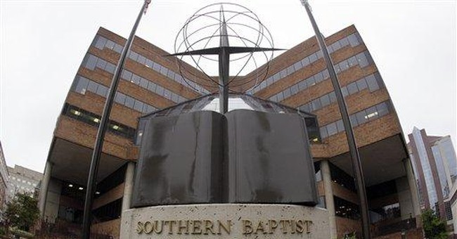 Southern Baptist panel recommends add-on to name