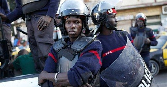 Senegal: Candidate has recruited militia