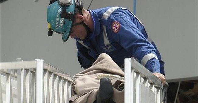 Christchurch still 'safe haven' for quake survivor