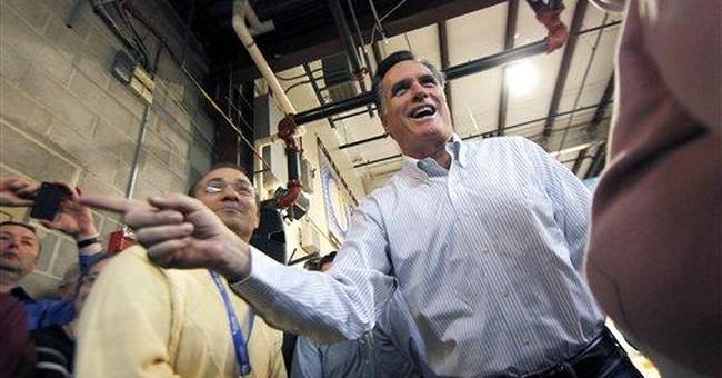 Romney to Ohioans: Santorum is no 'budget hawk'