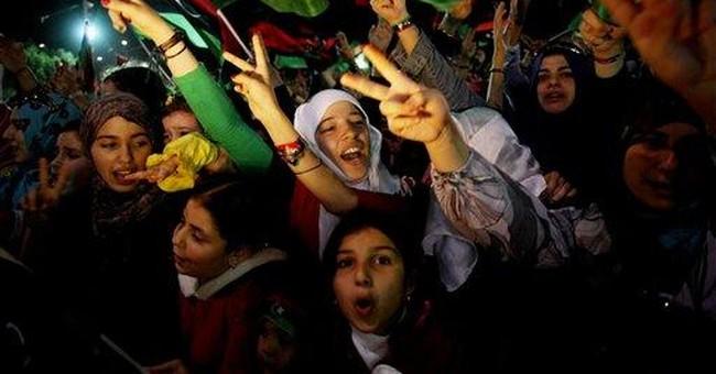 Misrata holds first Libyan elections post-Gadhafi