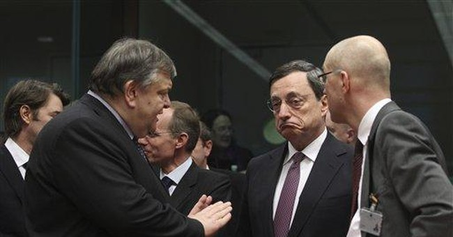 Greece bailout wards off Europe meltdown