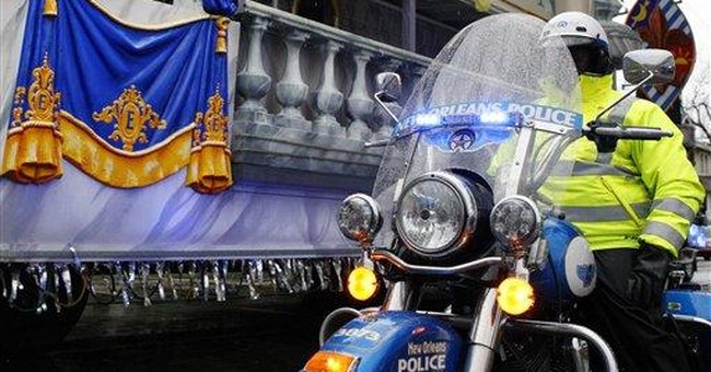 For Mardi Gras float makers, next year is here