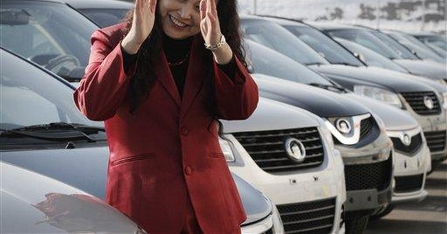 Chinese carmaker opens plant in Bulgaria