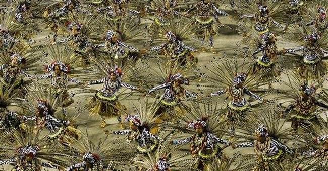 Religious Carnival bands use samba to prostyletize
