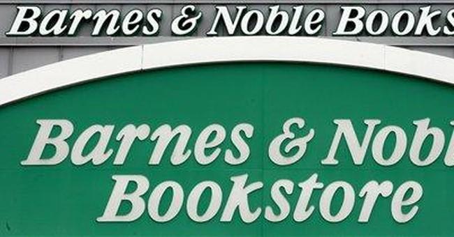 Barnes & Noble fiscal 3Q net income falls