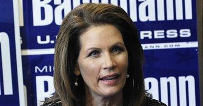 US Rep. Bachmann says she'll seek old Minn. seat
