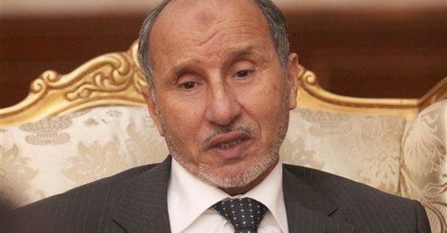 AP Interview: Libyan leader acknowledges mistakes