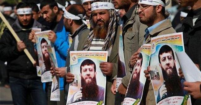 Israel to free Palestinian hunger striker
