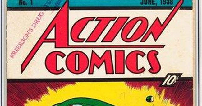 Man's childhood comic collection fetches $3.5M