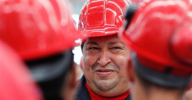 Venezuela's Chavez says his cancer is likely back