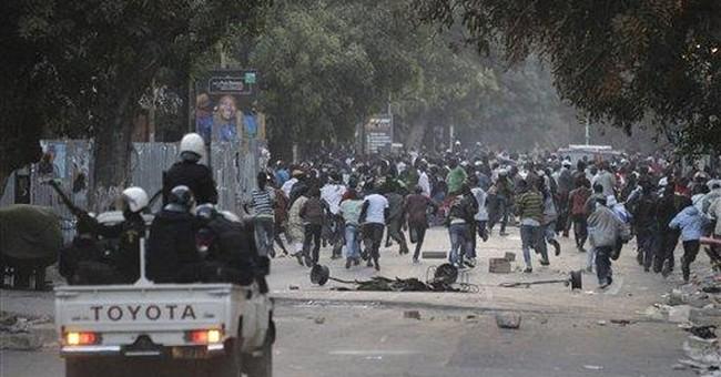 Ex-Nigerian leader in Senegal to mediate