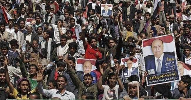Yemen's new leader inherits shattered nation