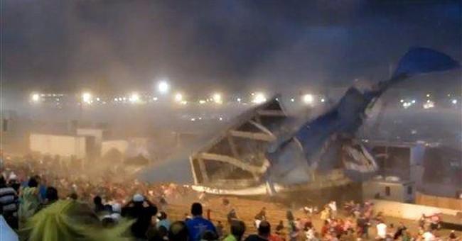Sugarland attorneys: Injured Ind. fans share blame