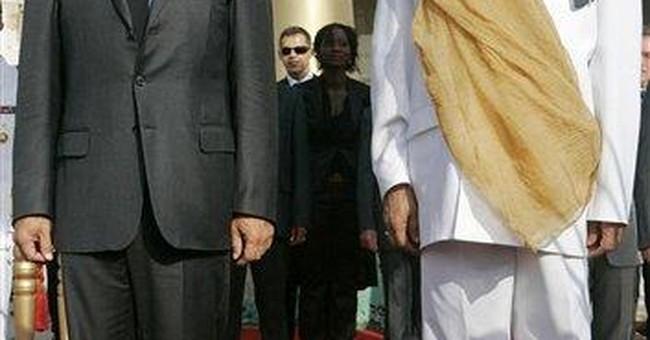 Moammar Gadhafi's daughter seeks death certificate